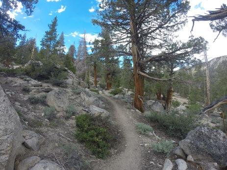 Leaving Death Canyon Creek